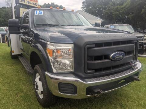 2015 Ford F-350 Super Duty for sale at GREAT DEALS ON WHEELS in Michigan City IN