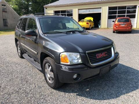 2005 GMC Envoy for sale at J.W. Auto Sales INC in Flemington NJ