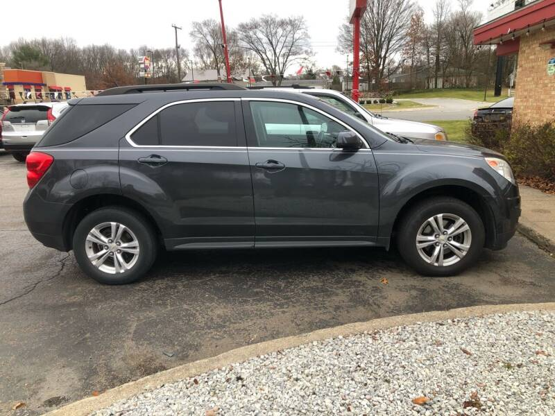 2011 Chevrolet Equinox for sale at Murdock Used Cars in Niles MI
