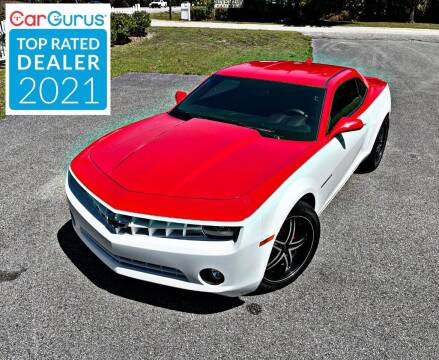 2012 Chevrolet Camaro for sale at Brothers Auto Sales of Conway in Conway SC