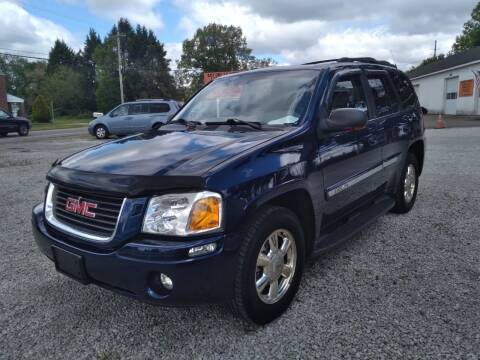 2002 GMC Envoy for sale at Easy Does It Auto Sales in Newark OH