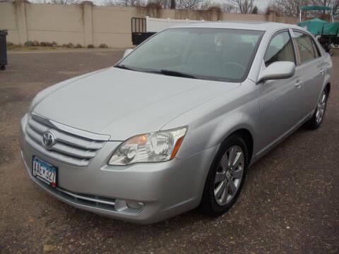 2006 Toyota Avalon for sale at Metro Motor Sales in Minneapolis MN