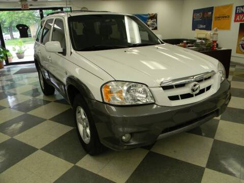 2005 Mazda Tribute for sale at Lindenwood Auto Center in Saint Louis MO