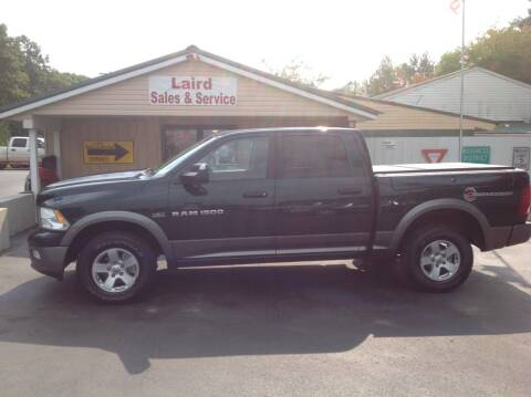 2011 RAM Ram Pickup 1500 for sale at LAIRD SALES AND SERVICE in Muskegon MI
