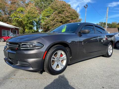 2015 Dodge Charger for sale at RRR AUTO SALES, INC. in Fairhaven MA