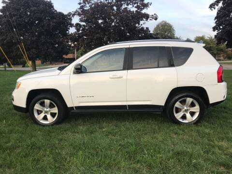 2013 Jeep Compass for sale at Motors Inc in Mason MI