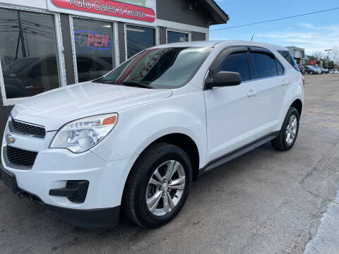 2015 Chevrolet Equinox for sale at Martins Auto Sales in Shelbyville KY