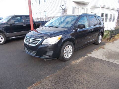 2012 Volkswagen Routan for sale at Mig Auto Sales Inc in Albany NY