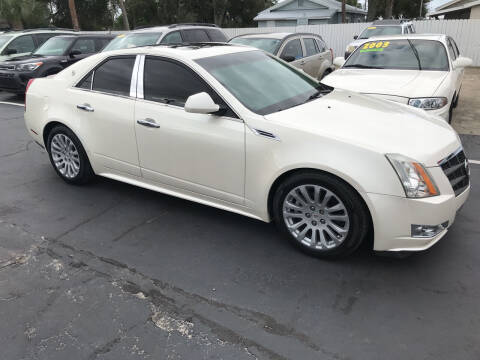 2010 Cadillac CTS for sale at Riviera Auto Sales South in Daytona Beach FL