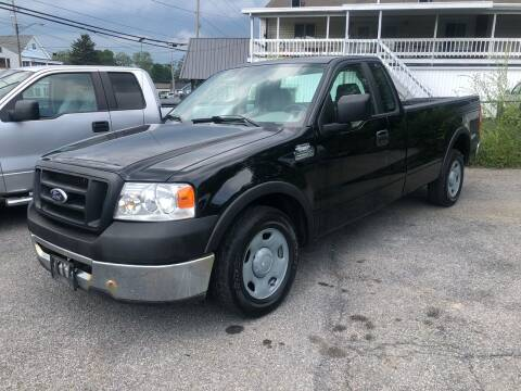 2008 Ford F-150 for sale at JB Auto Sales in Schenectady NY