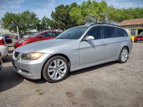 2006 BMW 3 Series for sale at Larry's Auto Sales Inc. in Fresno CA