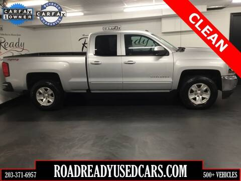 2017 Chevrolet Silverado 1500 for sale at Road Ready Used Cars in Ansonia CT