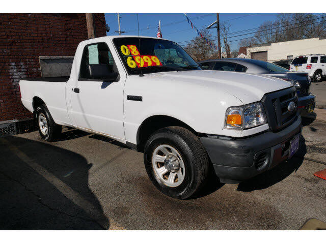 2008 Ford Ranger for sale at MICHAEL ANTHONY AUTO SALES in Plainfield NJ