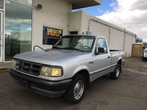 1994 Ford Ranger for sale at Safi Auto in Sacramento CA