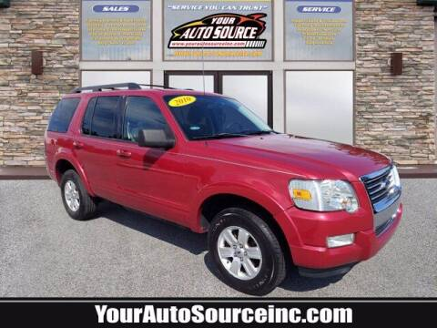 2010 Ford Explorer for sale at Your Auto Source in York PA