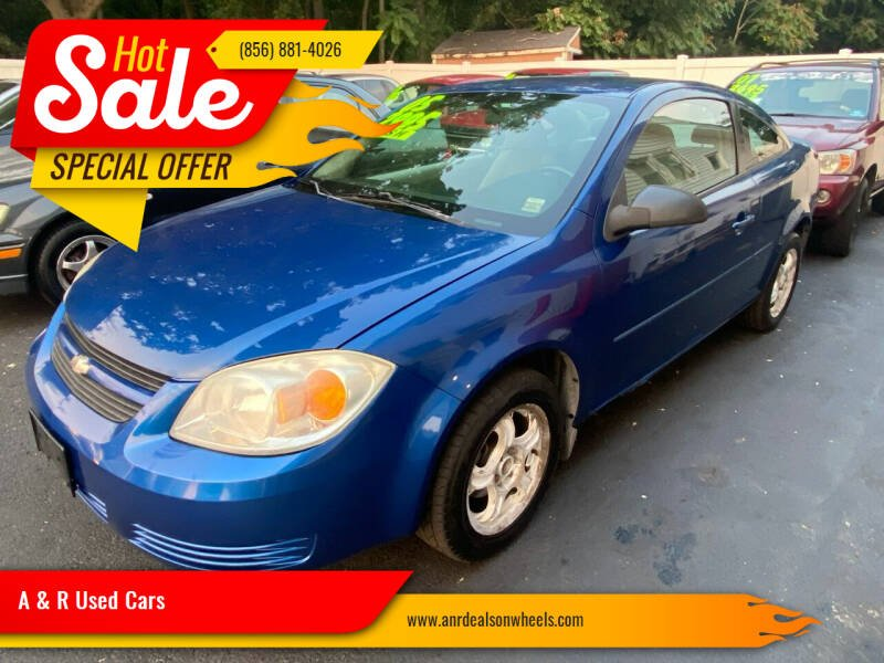 2005 Chevrolet Cobalt for sale at A & R Used Cars in Clayton NJ