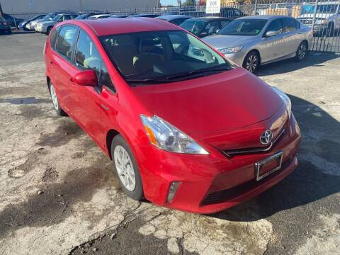 2012 Toyota Prius v for sale at 101 Auto Sales in Sacramento CA