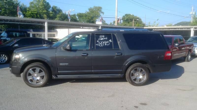 2007 Ford Expedition EL Limited 4dr SUV 4x4 - Elizabethton TN