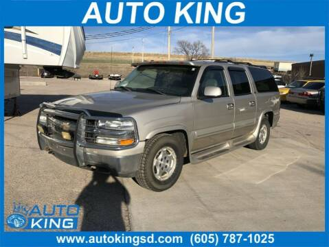 2004 Chevrolet Suburban for sale at Auto King in Rapid City SD