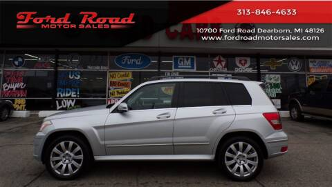 2012 Mercedes-Benz GLK for sale at Ford Road Motor Sales in Dearborn MI