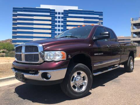 2005 Dodge Ram Pickup 3500 for sale at Day & Night Truck Sales in Tempe AZ
