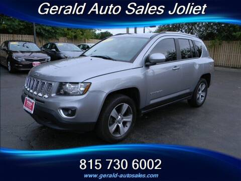 2017 Jeep Compass for sale at Gerald Auto Sales in Joliet IL