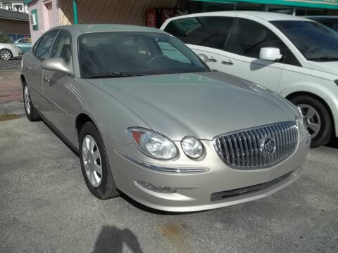 2008 Buick LaCrosse for sale at PJ's Auto World Inc in Clearwater FL