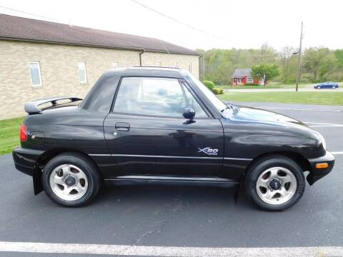 1998 Suzuki X-90 for sale at WESTERN RESERVE AUTO SALES in Beloit OH