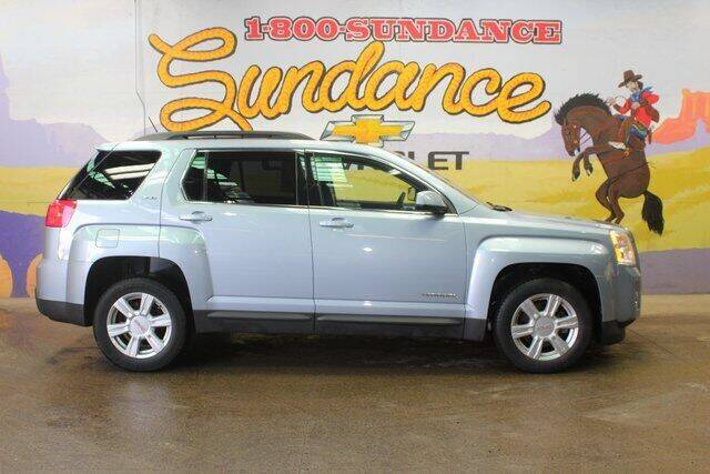 2014 GMC Terrain for sale at Sundance Chevrolet in Grand Ledge MI