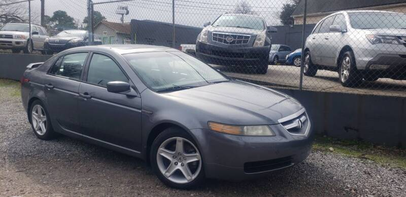 2004 Acura TL for sale at On The Road Again Auto Sales in Doraville GA