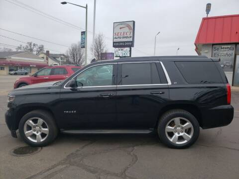 2015 Chevrolet Tahoe for sale at Select Auto Group in Wyoming MI