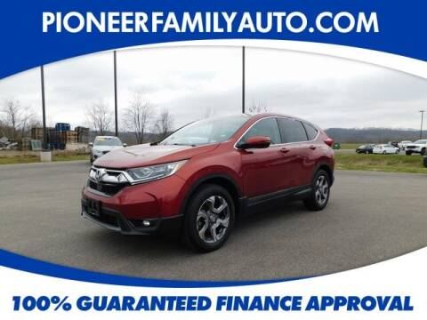 2017 Honda CR-V for sale at Pioneer Family auto in Marietta OH