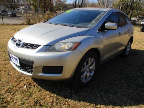 2007 Mazda CX-7 for sale at Dons Carz in Topeka KS