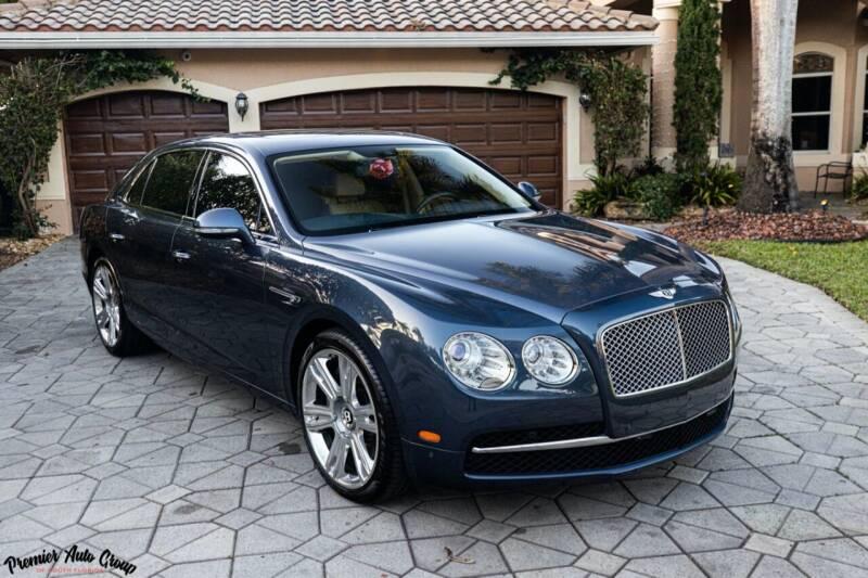 2014 Bentley Flying Spur for sale in Wellington, FL