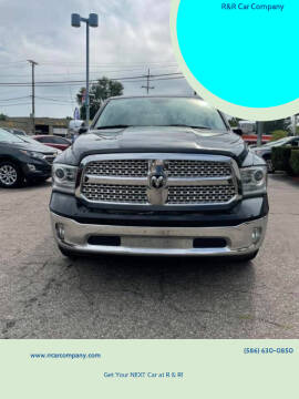 2015 RAM Ram Pickup 1500 for sale at R&R Car Company in Mount Clemens MI