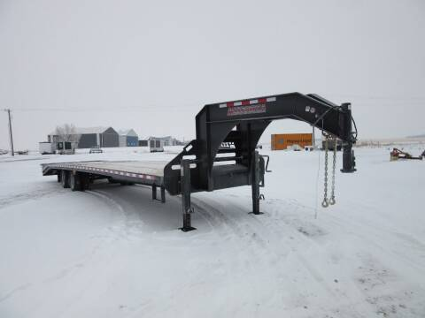 2021 Midsota FB023620K for sale at Nore's Auto & Trailer Sales - Gooseneck Trailers in Kenmare ND