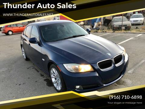 2011 BMW 3 Series for sale at Thunder Auto Sales in Sacramento CA