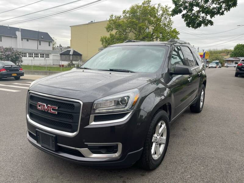 2016 GMC Acadia for sale at Kapos Auto, Inc. in Ridgewood NY