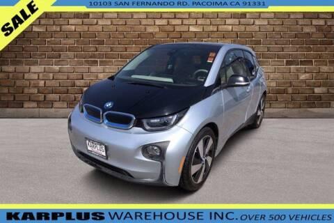 2015 BMW i3 for sale at Karplus Warehouse in Pacoima CA