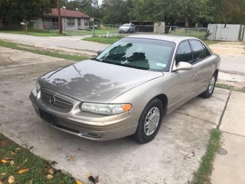2003 Buick Regal for sale at John 3:16 Motors in San Antonio TX