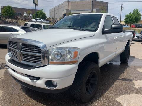 2006 Dodge Ram Pickup 2500 for sale at Car Works in Saint George UT