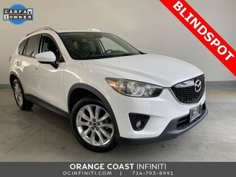 2014 Mazda CX-5 for sale at ORANGE COAST CARS in Westminster CA