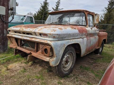 1963 Chevrolet C/K 10 Series for sale at Classic Cars of South Carolina in Gray Court SC