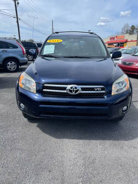 2006 Toyota RAV4 for sale at SRI Auto Brokers Inc. in Rome GA