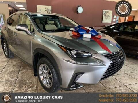 2018 Lexus NX 300 for sale at Amazing Luxury Cars in Snellville GA