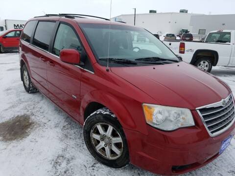 2008 Chrysler Town and Country for sale at Select Auto Sales in Devils Lake ND