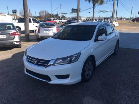 2015 Honda Accord for sale at Advance Auto Wholesale in Pensacola FL