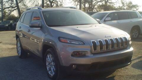 2014 Jeep Cherokee for sale at Global Vehicles,Inc in Irving TX