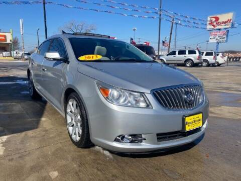 2013 Buick LaCrosse for sale at Russell Smith Auto in Fort Worth TX