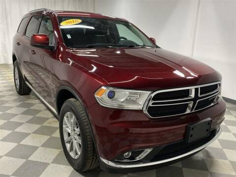 2018 Dodge Durango for sale at Mr. Car City in Brentwood MD